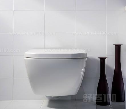 墙排马桶设计可以把难看的排水管道