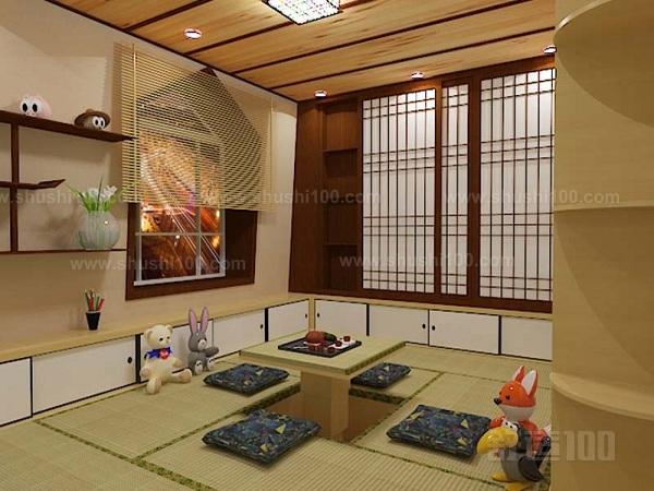 几种榻榻米房间装修的布局 不同的榻榻米房间装修的设计灵感