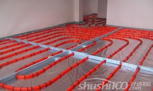 地暖管材选择—地暖管材有哪些类型