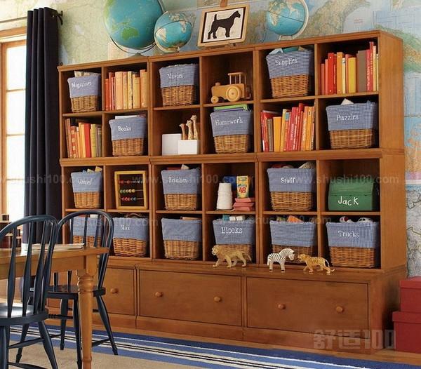 美式组合书柜—美式组合书柜选购方式介绍