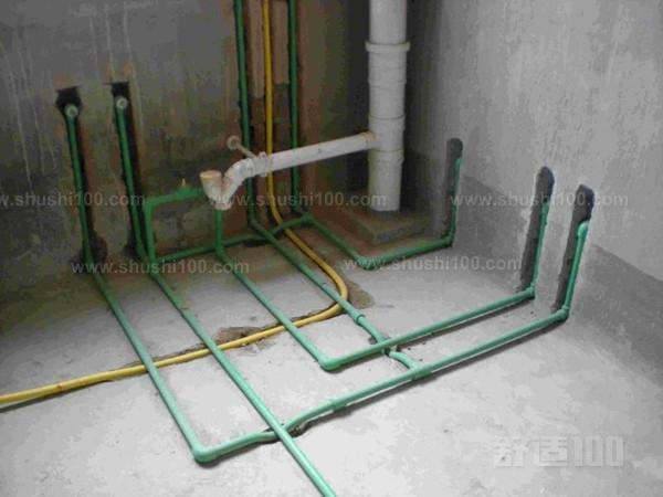 家装水路设计—水路的设计流程介绍