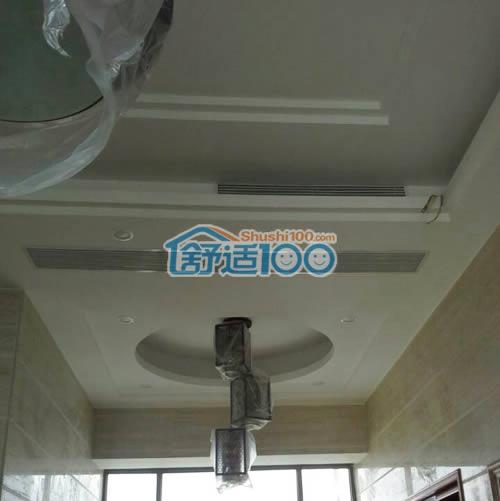 深圳合正汇一城中央空调工程案例—低纬度里的高清凉