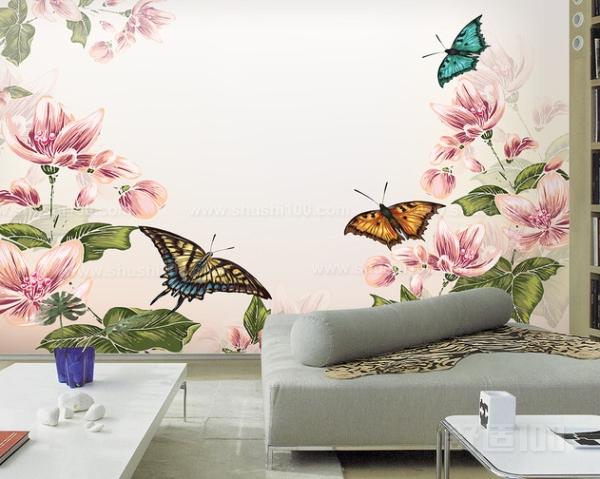 客厅手绘墙画—客厅手绘墙画特点及要求介绍