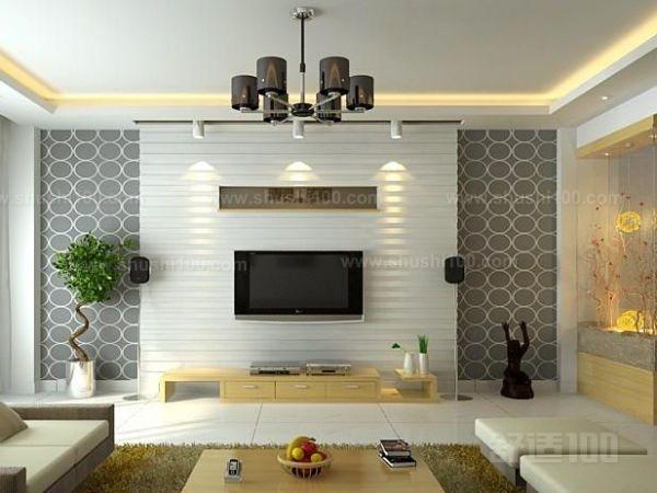 方形背景墙实物图片-方形电视墙 方形电视墙装饰技巧介绍