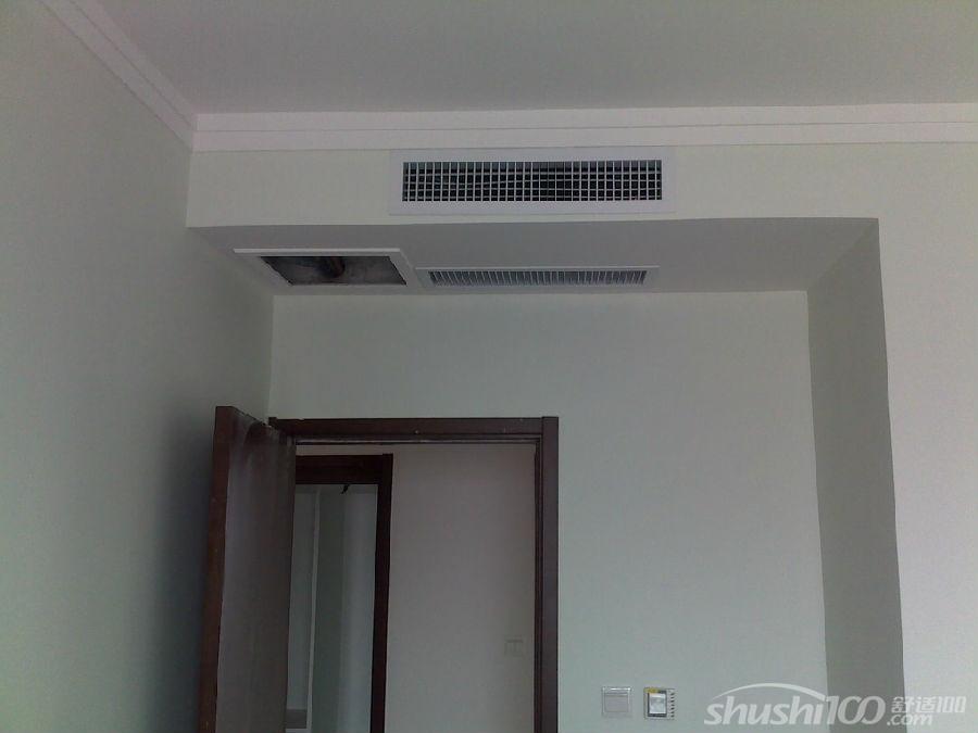 风管机与柜式空调—风管机与柜式空调效果对比