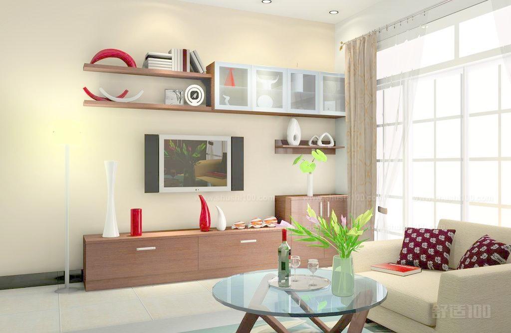 客厅电视柜效果 客厅电视柜怎么摆放效果好
