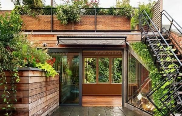 别墅屋顶花园 带您深入了解别墅屋顶花园