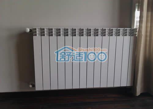 武昌梦湖水岸暖气片装修效果图欣赏 舒适100