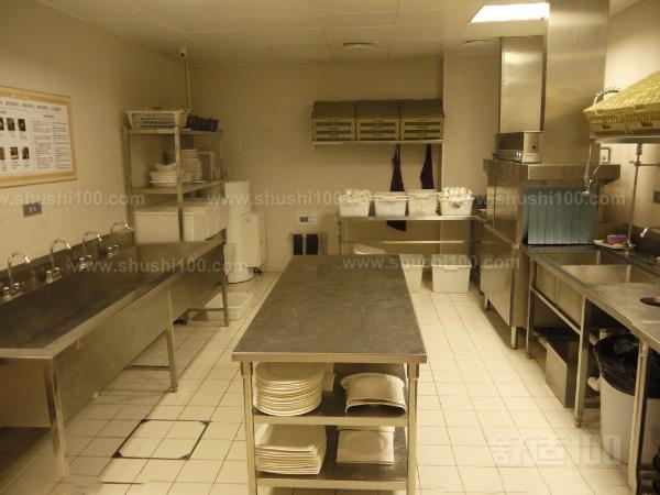 大型厨房设计—大型餐厅厨房设计的标准