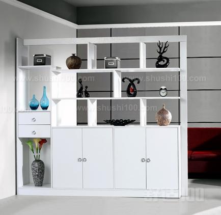 家装隔断柜子—家装隔断柜子介绍及设计