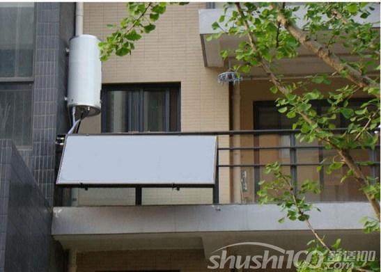 阳台式壁挂太阳能—阳台式壁挂太阳能优点介绍
