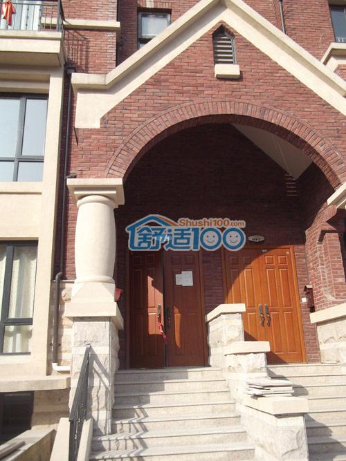 武汉沿海赛洛城翡丽英伦会馆中央空调工程案例-为舒适家居增添时尚色彩