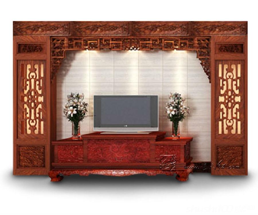 红木家具背景墙—怎样设计红木家具背景墙?
