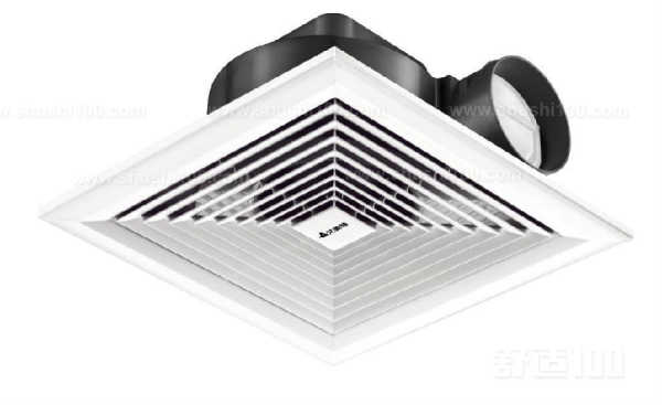 吸顶式排气扇安装—吸顶式排气扇安装注意事项