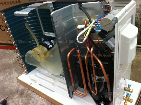 空调挂机结构—空调挂机结构器件介绍