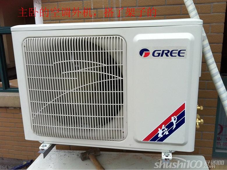 空调外机结构—空调外机的组成部件
