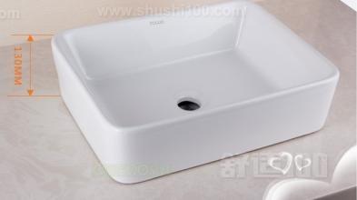 以往我们见到的洗手盆一般分为台上盆