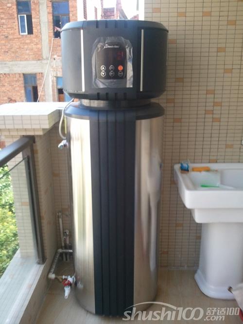 康之源空气能热水器简介—空气能热水器的工作原理及优缺点