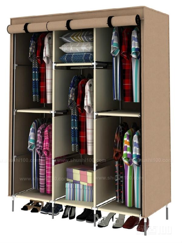 萬一布衣柜壞了,要重新安裝一個也非常方便和便宜