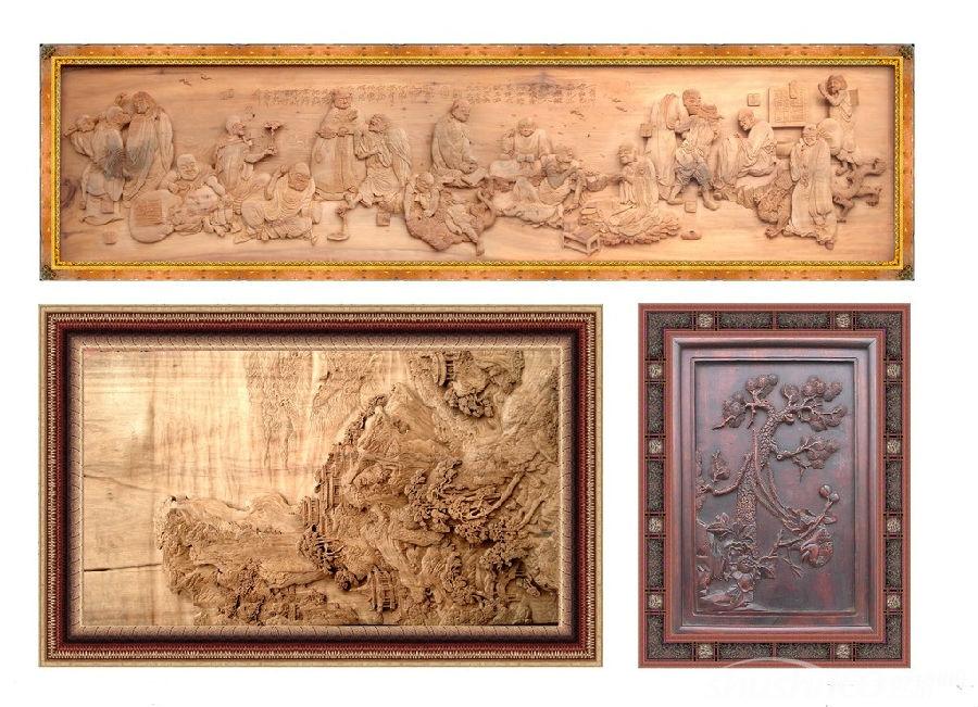 中式软装摆件——木雕摆件的介绍