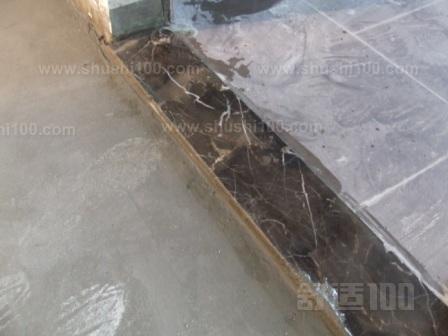 修复处膜过程图-壁挂炉漏水怎么维修
