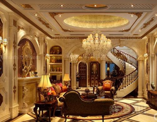 家具:欧式古典风格的家具市面上很多,选购时候尽量注意款式要优雅,一些罗致的欧式古典风格的家具,造型款式上显得很僵化,特别是边线古典的一些典型细节如弧形或者涡状装饰等,都显得拙劣。此外要注意材质,欧洲古典风格的家具一定要材质好才显得有气魄。 墙纸:可以选择一些比较有特色的墙纸装饰房间,比如画有圣经故事以及人物等内容的墙纸就是很典型的欧式风格,另外,油漆一些图案可以作为点缀。