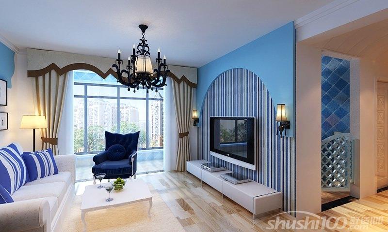 地中海风格电视墙—地中海风格电视墙的风格特点及设计方法