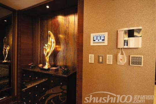 家庭灯光控制—智能化灯光控制系统