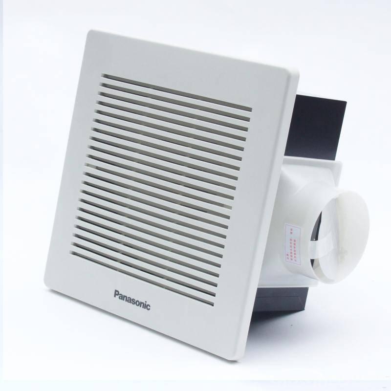 松下静音换气扇怎么样—换气扇的选购技巧及使用注意事项