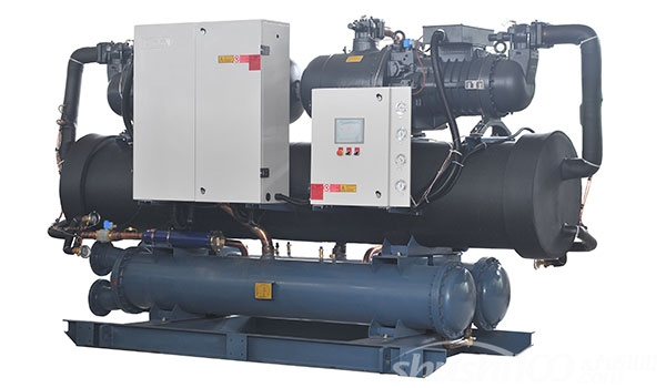 水源热泵技术简介—水源热泵的工作原理及特点
