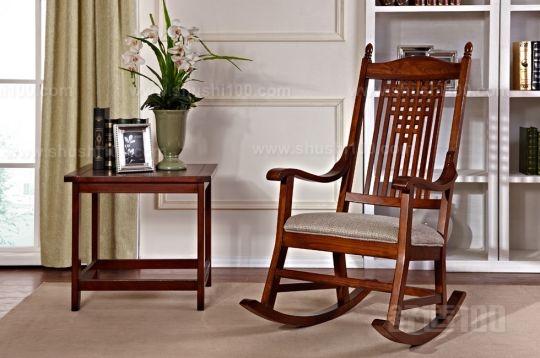 美式实木摇椅—美式实木摇椅的挑选方法
