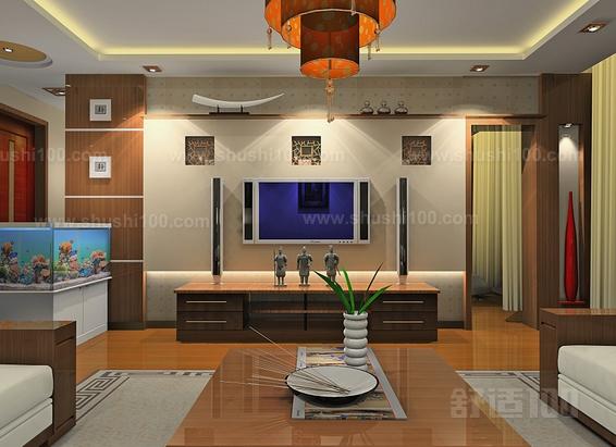 客厅不吊顶电视墙—客厅不吊顶电视墙安装时要注意