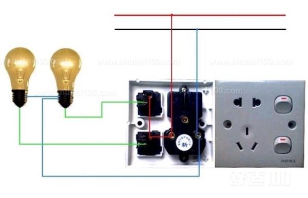 开关怎么装—如何安装开关插座