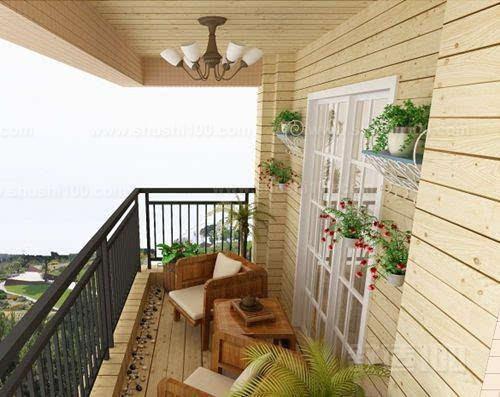 韩式阳台装修效果图-韩式阳台装修 韩式阳台的装修注意事项