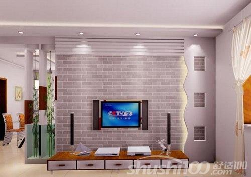 农村客厅电视墙装修—农村客厅电视墙要如何装修