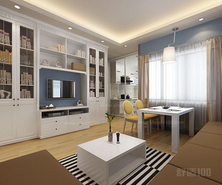 衣柜电视柜一体—如何设计一体衣柜电视柜