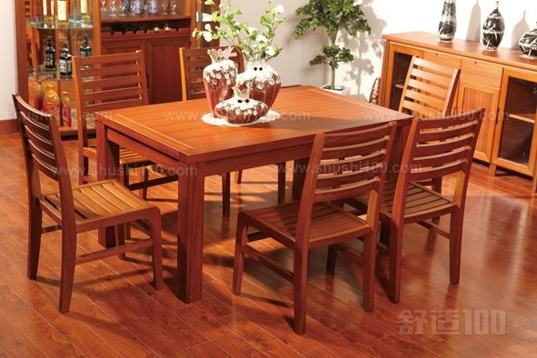 实木餐桌品牌—华鹤实木餐桌