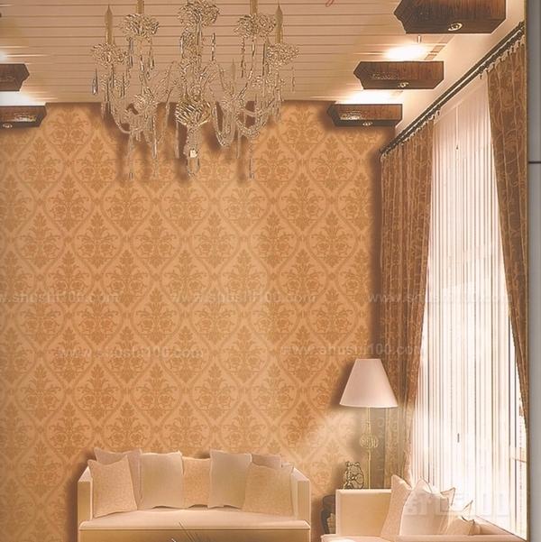 浅黄墙布配窗帘—浅黄色墙布搭配什么样的窗帘