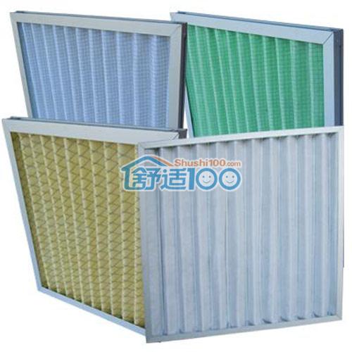 中央空调过滤器怎样清洗-空调过滤器的清洗方法