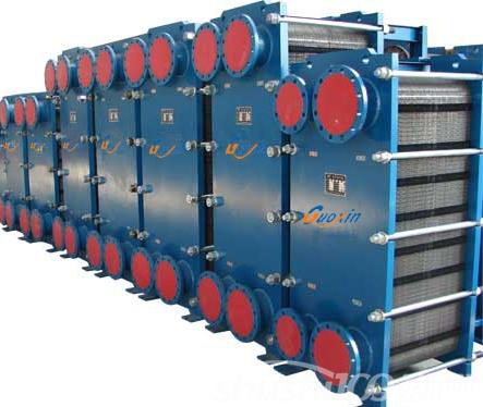 换热器结构—板式换热器结构及原理