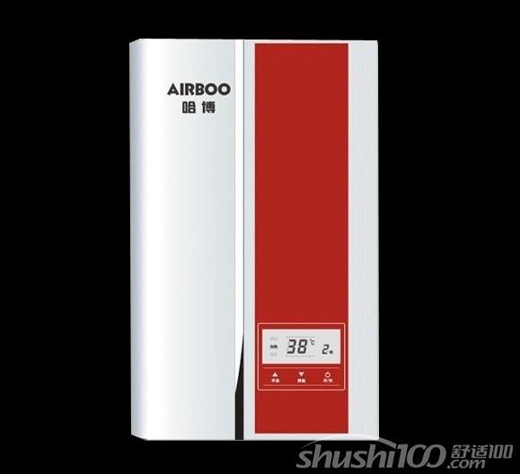 哈博快速电热水器——哈博快速电热水器主要技术