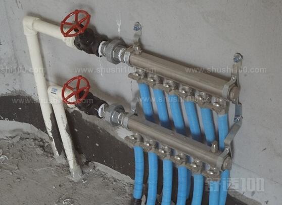 地暖分水器暗装—地暖分水器暗装方法介绍