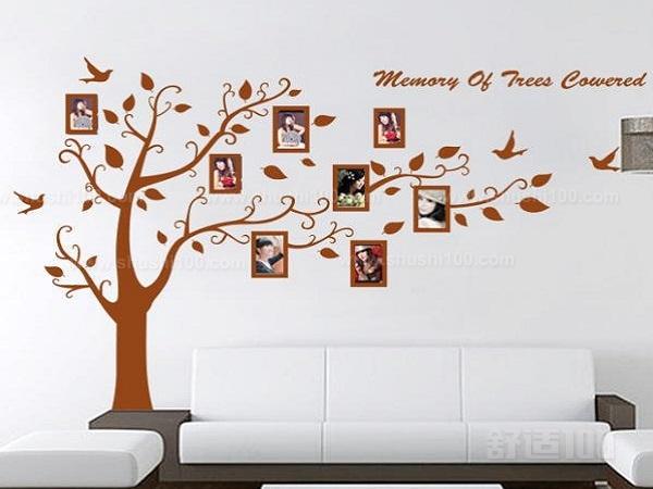 沙发背景墙贴画 沙发背景墙贴画的种类和禁忌介绍