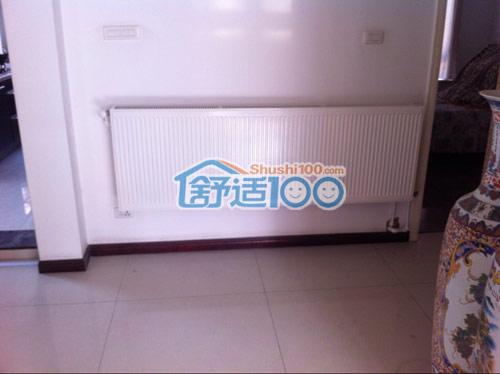 武汉世纪家园暖气片系统工程案例-为父母献出一片孝心