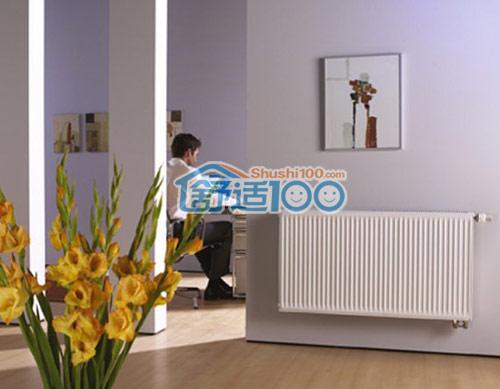 暗装暖气片安装效果图