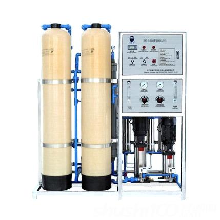 纯水处理技术—纯水处理设备的优点有哪些