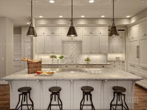 开放式装修—开放式厨房装修要点介绍