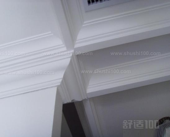 客厅天花板石膏线—客厅天花板石膏线的样式介绍