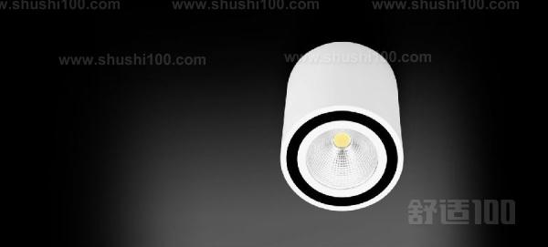 明装筒灯安装—明装筒灯的安装注意事项