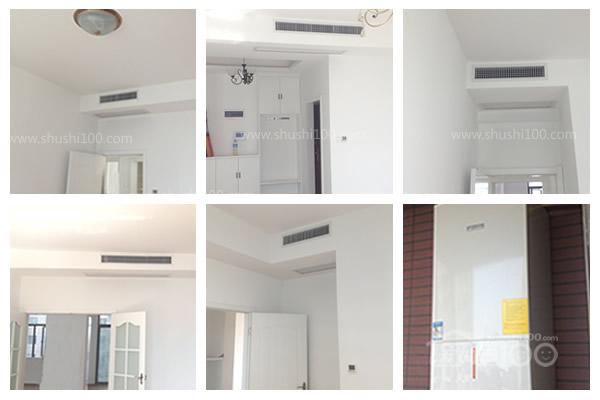 武汉保利华都中央空调壁挂炉安装:美女老板晒300平米现代简约复式家